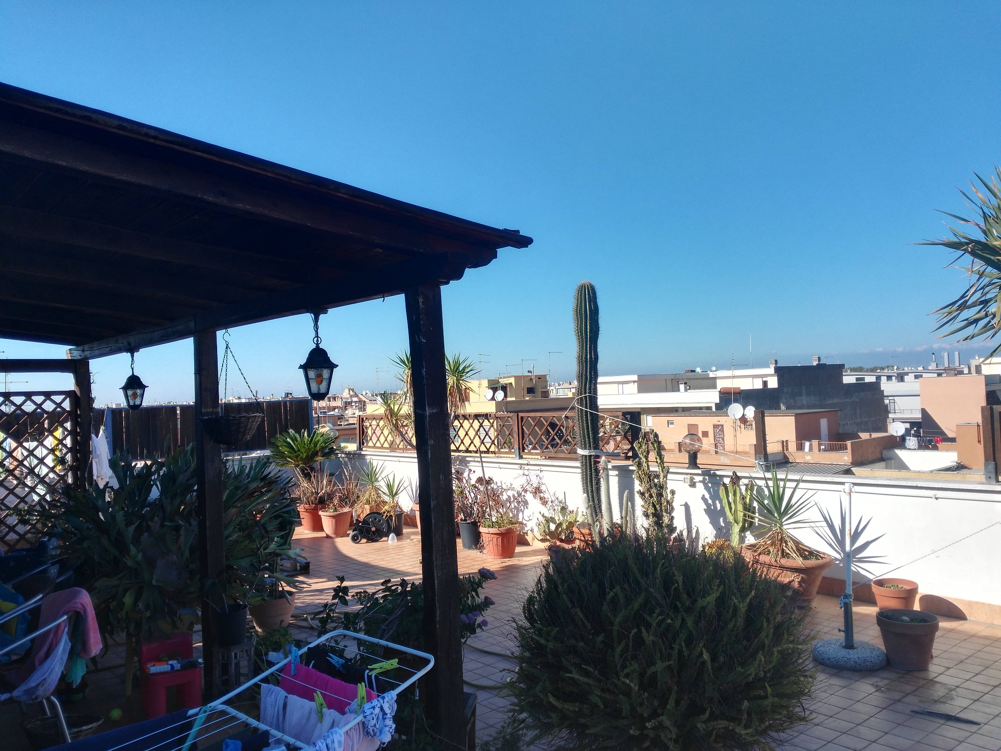 Appartamento superattico panoramico Via Vasco de Gama
